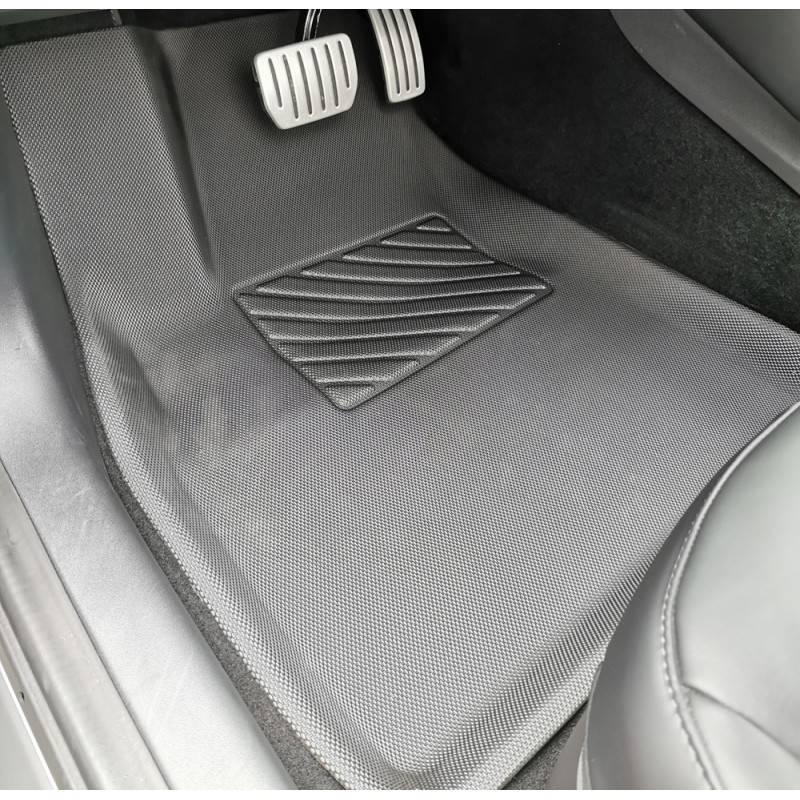 Tapis intérieur 3D pour Tesla Model 3 - 5