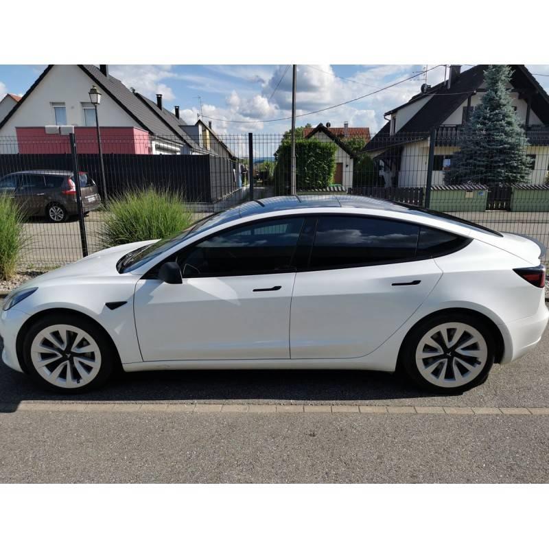 Vitre teintée pour votre Tesla (réalisation dans nos locaux) - 8